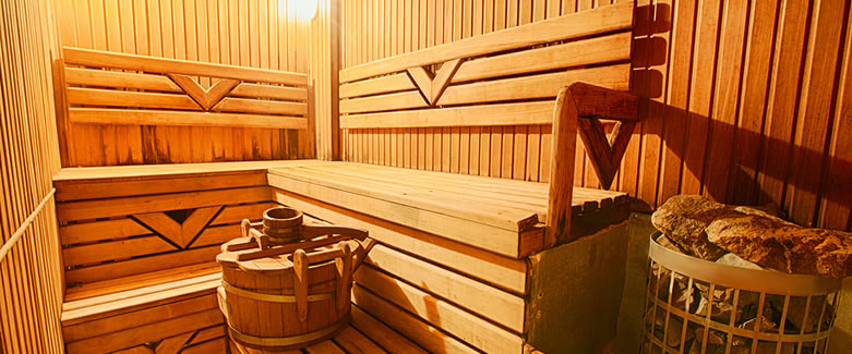 Boomers Battle Millennial In Sauna War