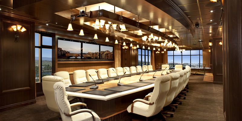 CISO - Board Room