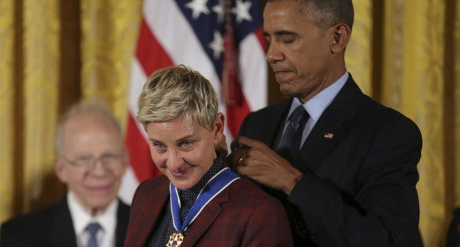 Why I'm Thankful For Ellen DeGeneres
